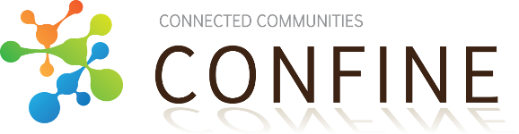 CONFINE project logo